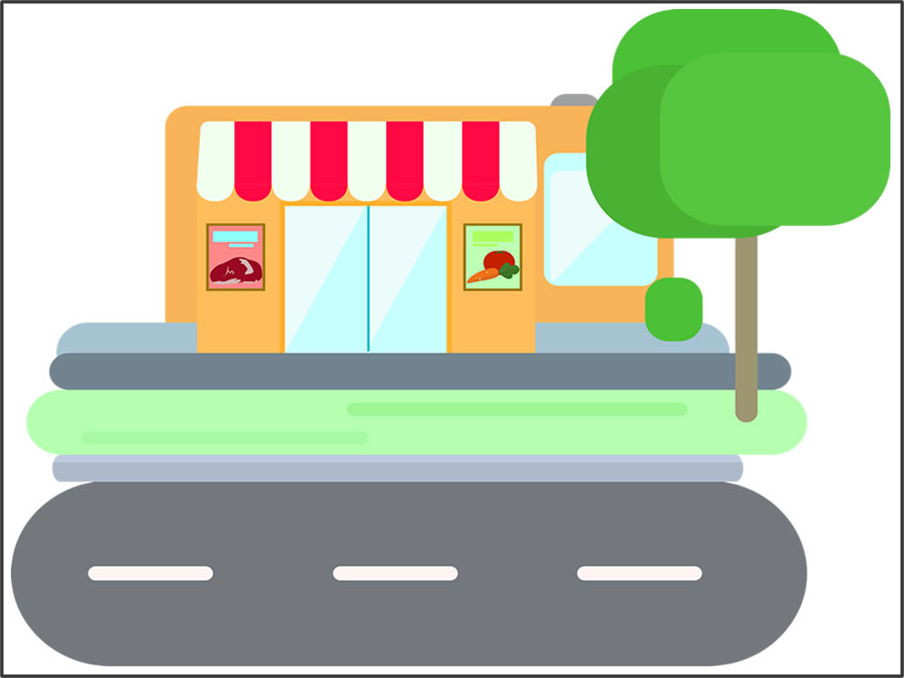 Marketing Street View